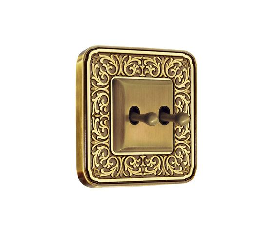 Light switches | Electrical systems | Toggle Switch | FEDE. Check it out on Architonic
