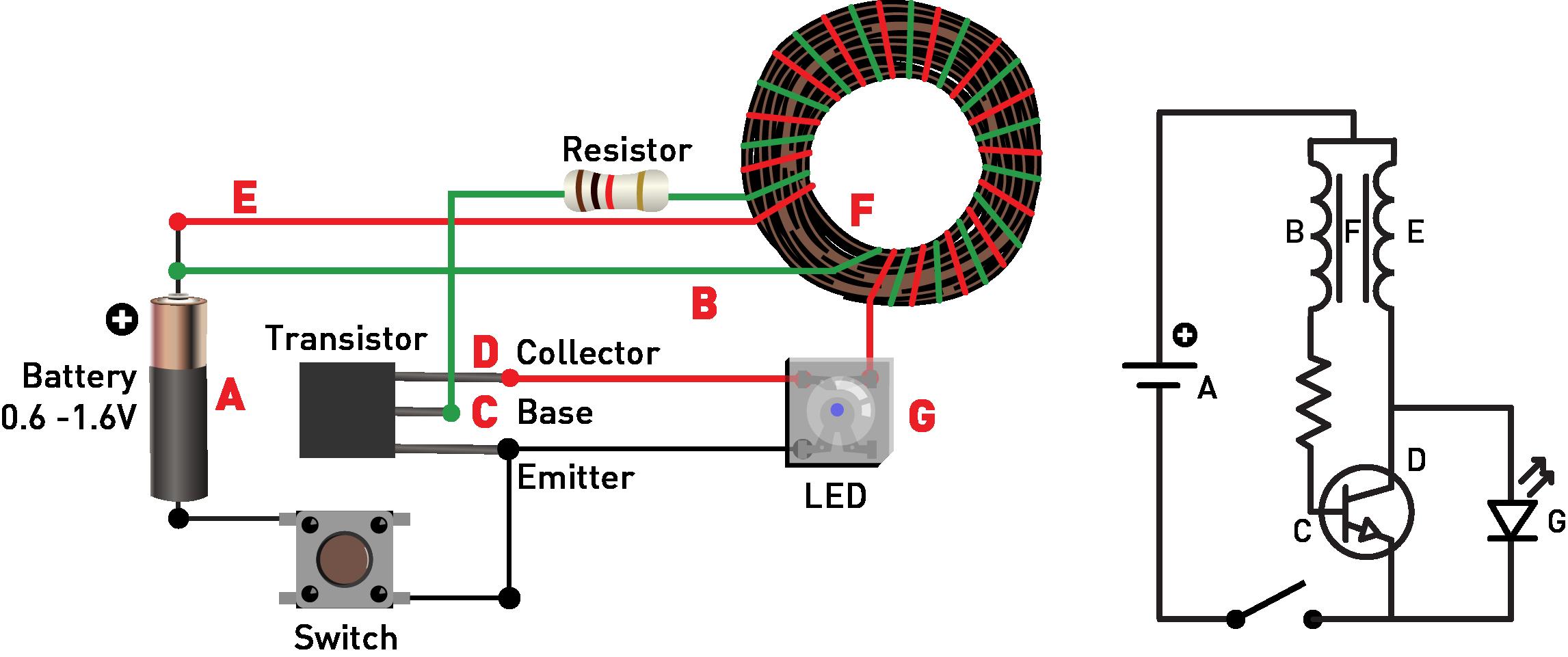 Transistor Circuits Googleda Ara Electronics Pinterest Project Circuit Diagram Projects