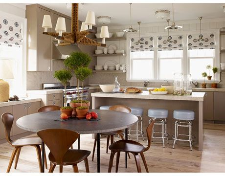 What Makes This Room Great Contemporary Kitchen Open Plan Kitchen Kitchen Inspirations