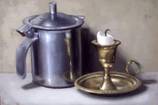 Dessin Et Peinture - Vidéo 1785 : Comment Peindre Des Objets