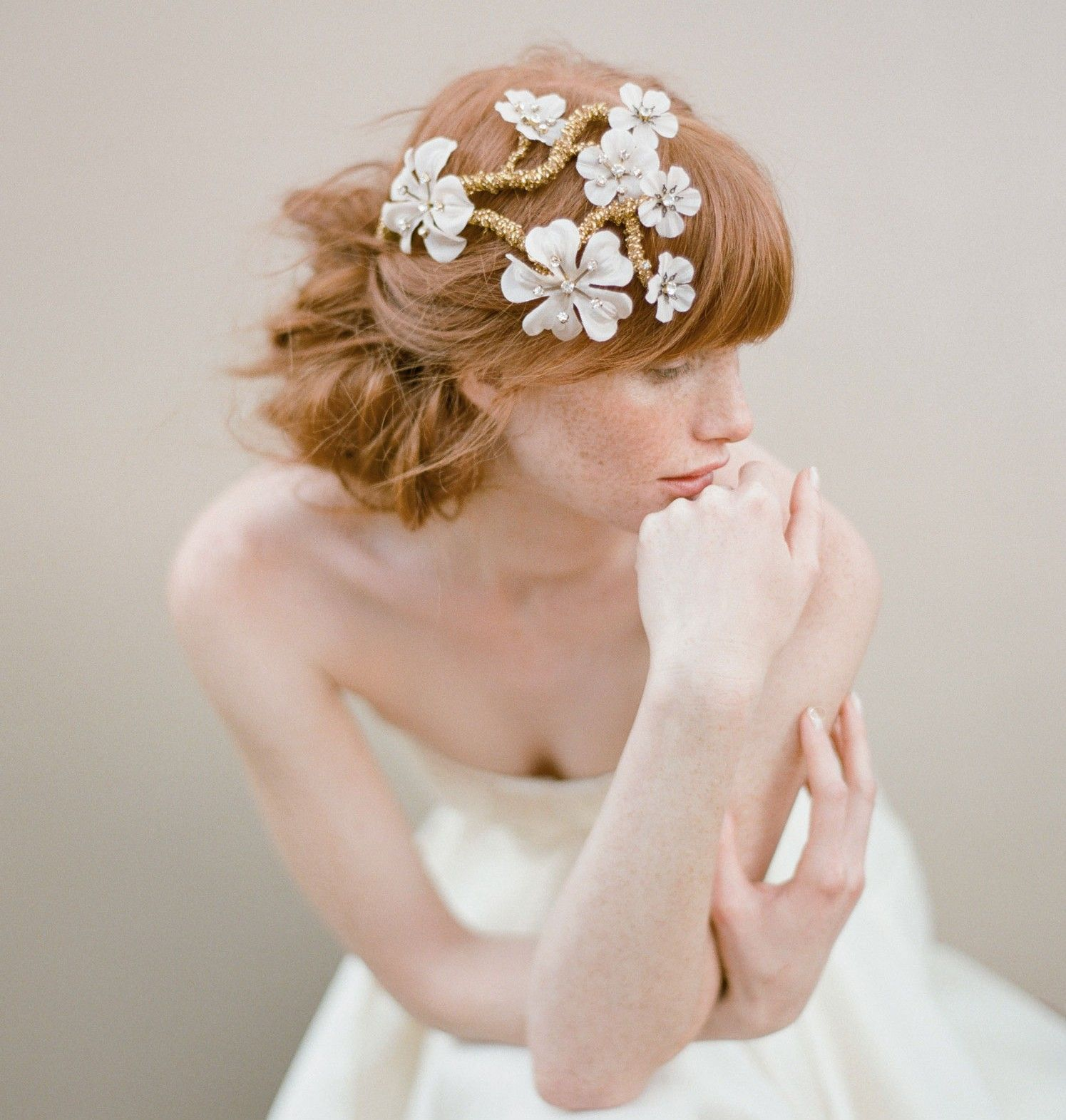 Coiffure D'invité Mariage Twigs And Honey 39s 2013 Collection Of Bridal Accessories And