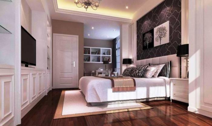 15 Amazing Bedroom Designs With Wood Flooring Rilane Amazing