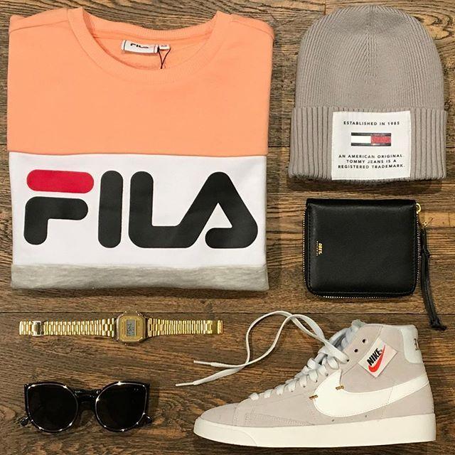 f5776650306e7 Blush   Featuring  Fila Tommy Hilfigher Obey Nike Casio Super   Disponibili  in store e