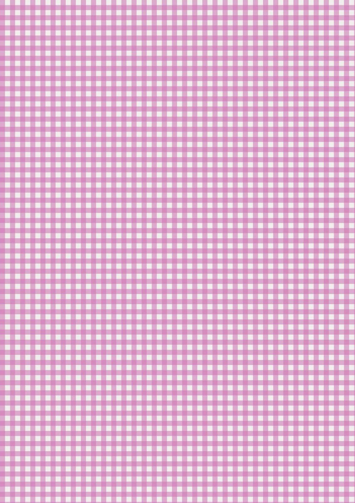 Cicideko - Pink Gingham