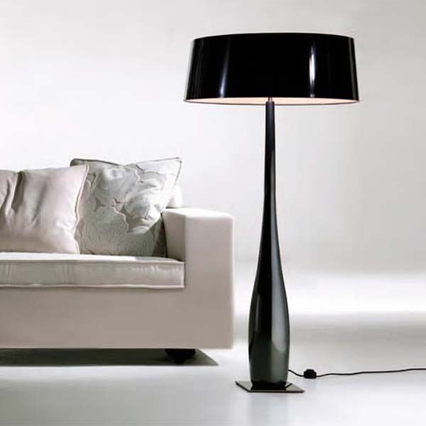 Ultra Modern Floor Lamp Httpcreative furniture creative furniture pinterest these modern italian floor lamps by contardi have so many interesting layers to their design from their shapely base to the elegant shades right down to audiocablefo