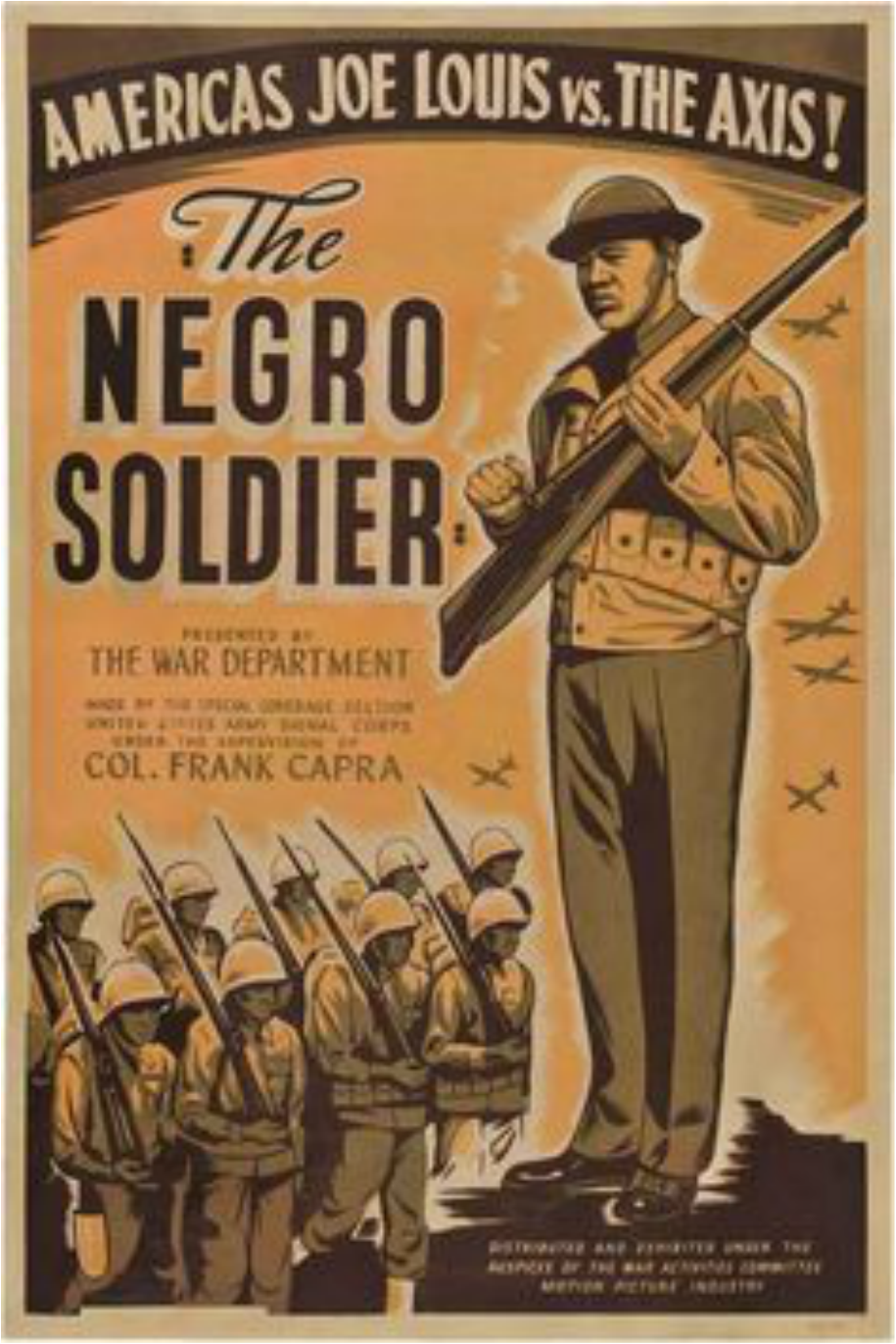 There was no pretense of treating Black soldiers equally