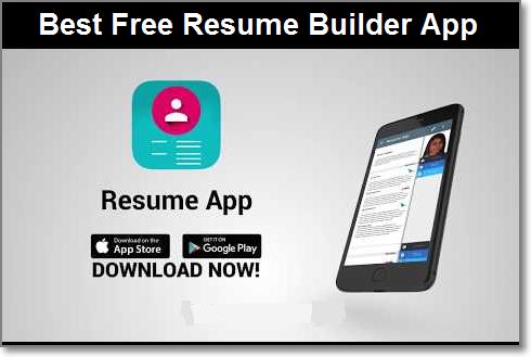 Download Best Free Resume Builder App In 2020 Free Resume Builder Resume Builder Free Resume Maker
