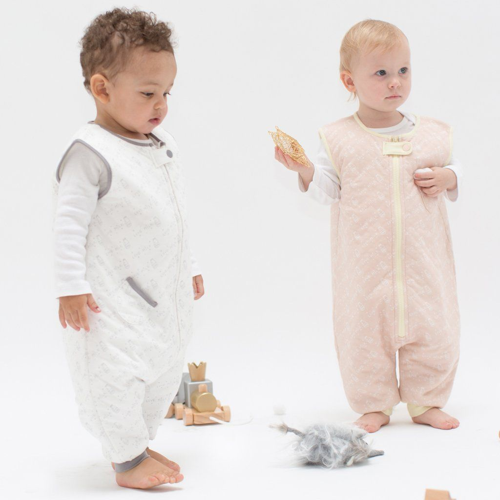 2f443e102 Toddler Sleeping Bag - Love Milk White/Grey Dreamsuit | indulging my ...