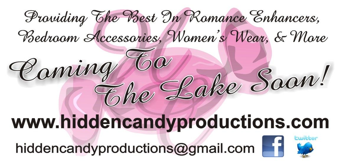 High end boutiqe. For A Lady, By A Lady!   www.hiddencandyproductions.com