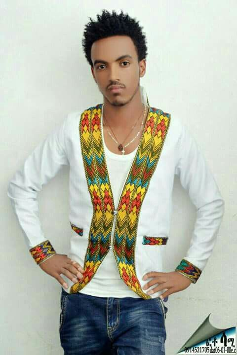 Ethiopian Traditional Clothes New Style