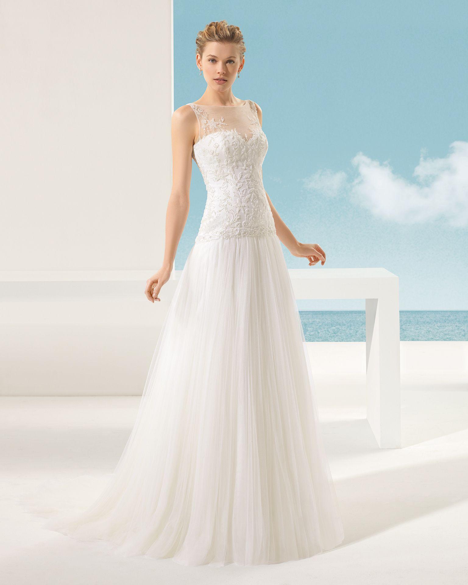 Vestidos de novia y vestidos de fiesta | Bridal gowns, Stunning ...