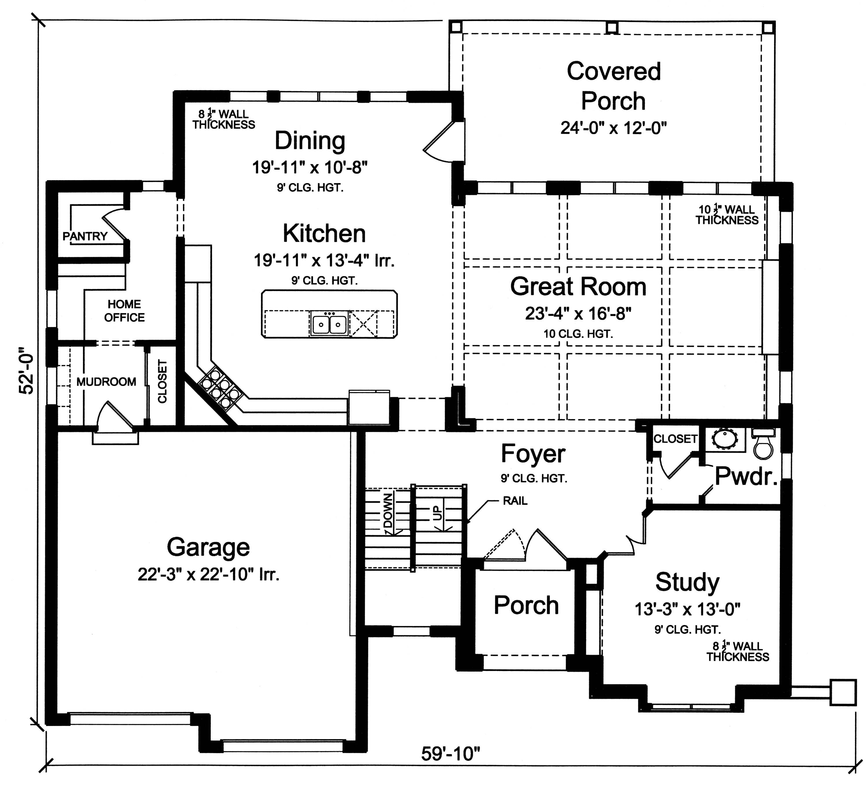 Luxury House Plan 169 1120 4 Bedrm 3287 Sq Ft Home Theplancollection Floor Plans House Plans Luxury House Plans