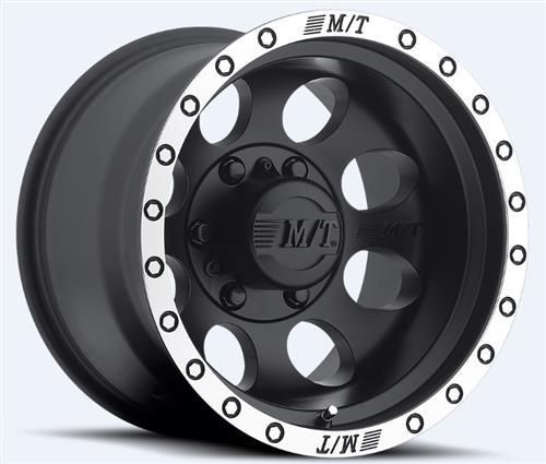 Mickey Thompson Classic Baja Lock 17x9 Wheel With 5 On 5 Bolt
