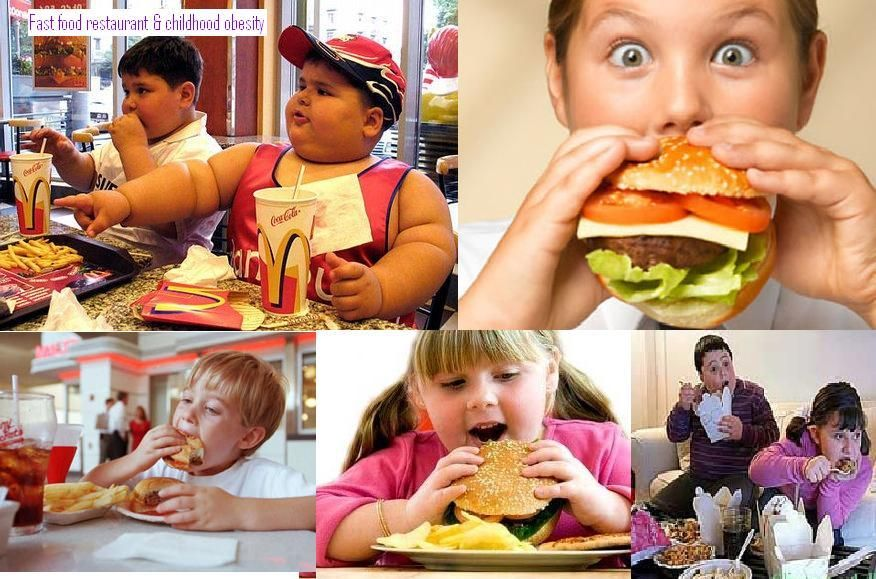 Are Fast Food Restaurants Responsible For Obesity In Children How Much Fast Food Restaurants Are Resp Best Fast Food Food Network Recipes Fast Food Restaurant