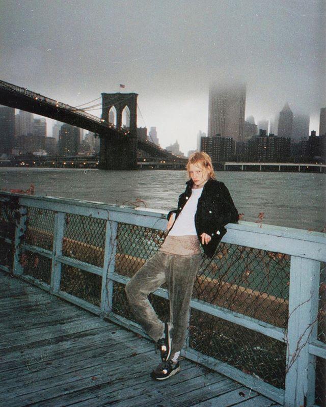 Nenthe On Instagram 1998 Kirsten Owen Shot By Juergen Teller Juergen Teller Tellers Owen