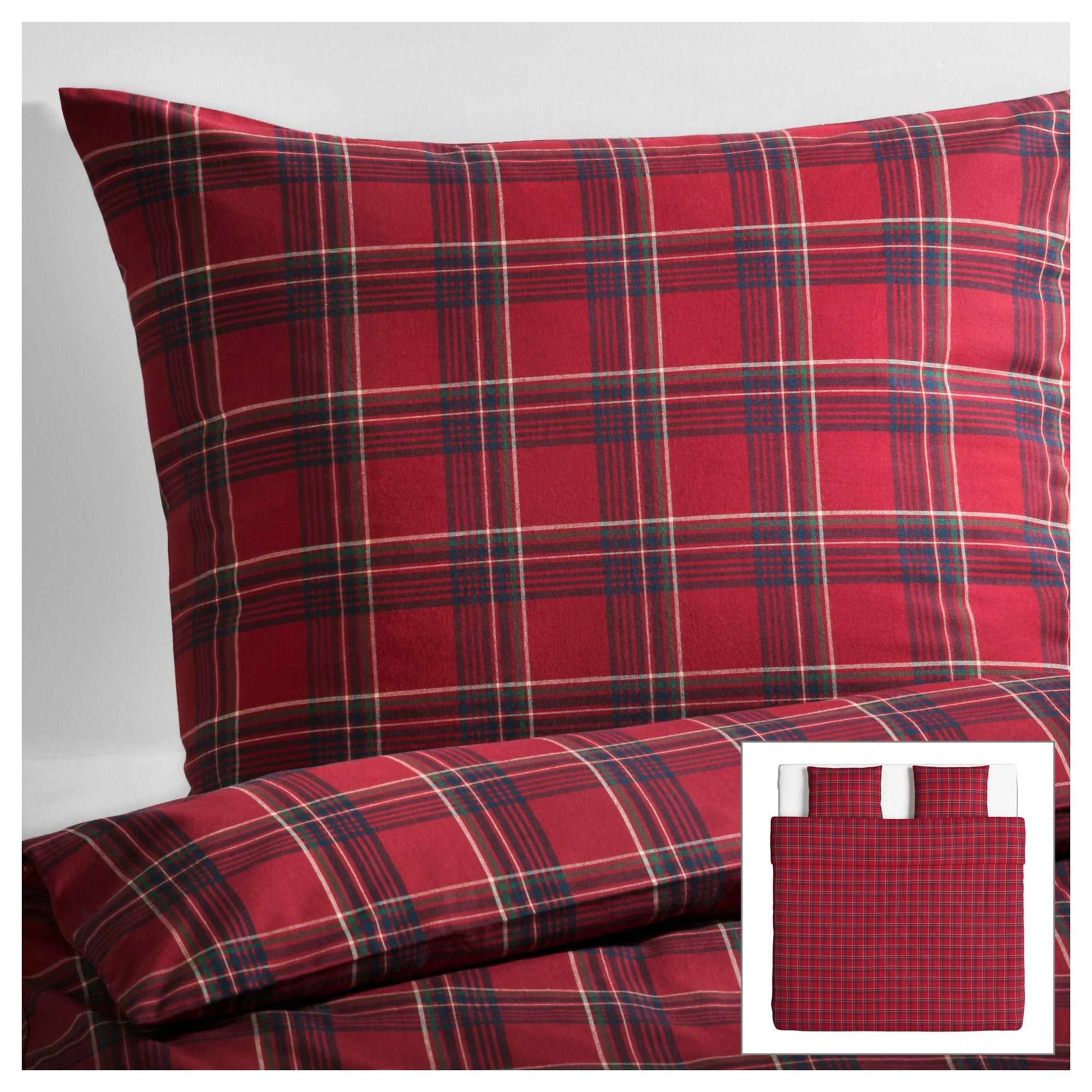 annbritt copripiumino e 2 federe 240x220 50x80 cm ikea for the home pinterest. Black Bedroom Furniture Sets. Home Design Ideas