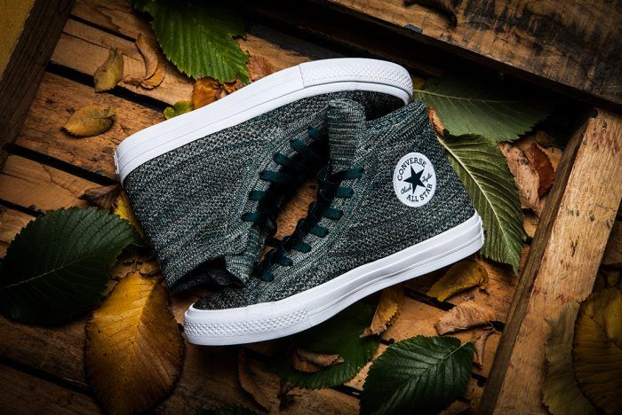 huge discount e01fa f7f78 Converse Chuck Taylor All Star x Nike Flyknit (Dark Atomic Teal)