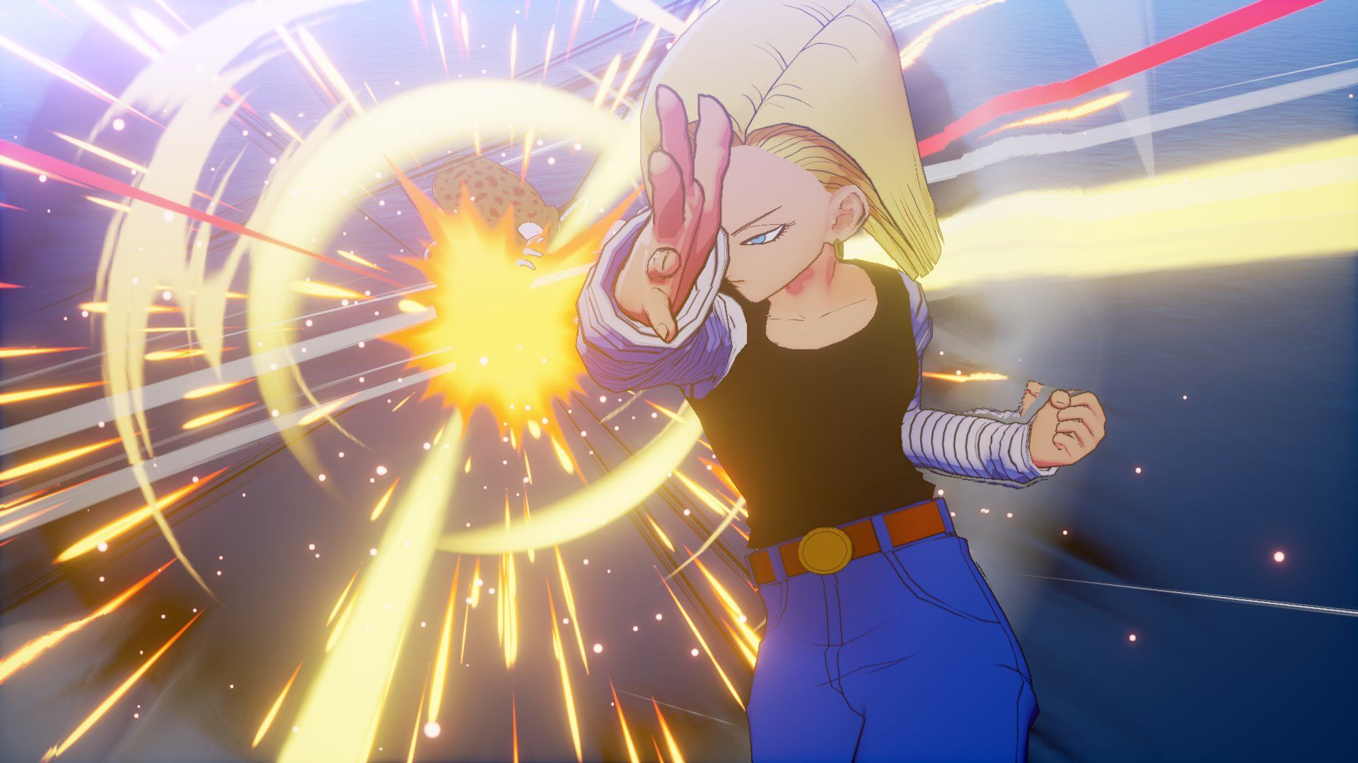 New Screenshots For Dragon Ball Z Kakarot Show Off Android 18 Trunks More Https Nichegamer Com 2019 12 27 New Screenshot Dragon Ball Dragon Ball Z Kakarot