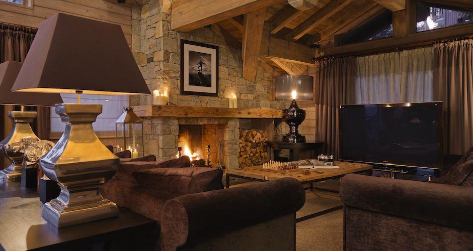 Luxury Ski Chalet Interior Design Y2DC Interiors Ski chalet