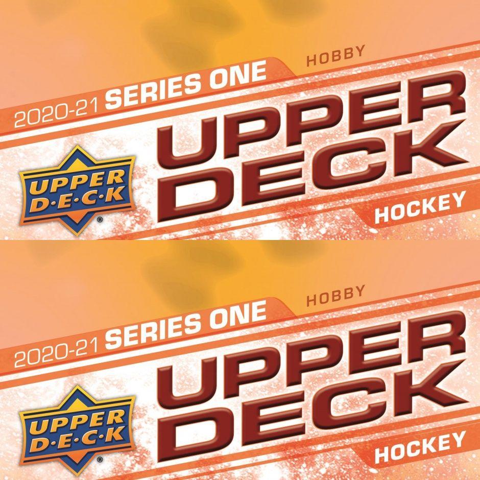 2020 21 Upper Deck Series 1 Hockey Checklist Young Guns Box Date In 2020 Upper Deck Hockey Hockey Cards