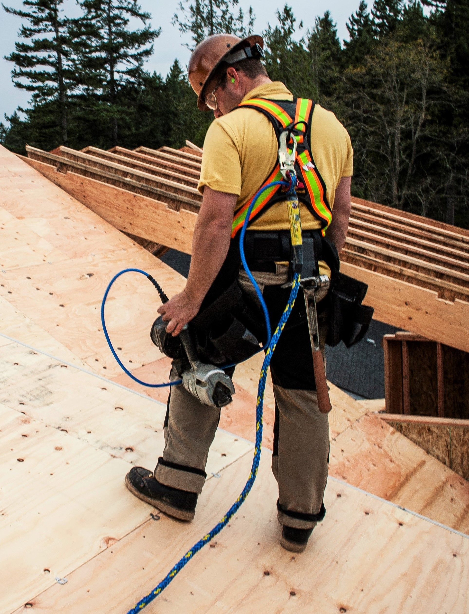 Pin on Residential Construction Fall Protection Solutions