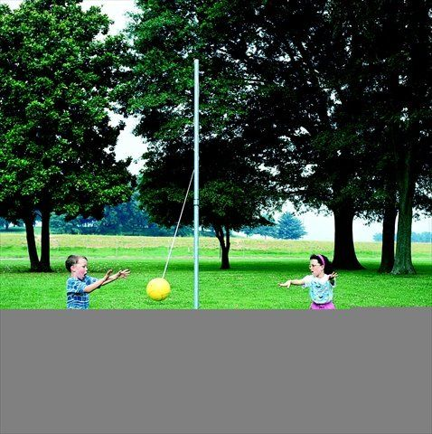 Kelpro In Ground Tetherball Pole 12 Feet X 1 1 2 Inches Steel Tetherball Tetherball Poles Pole