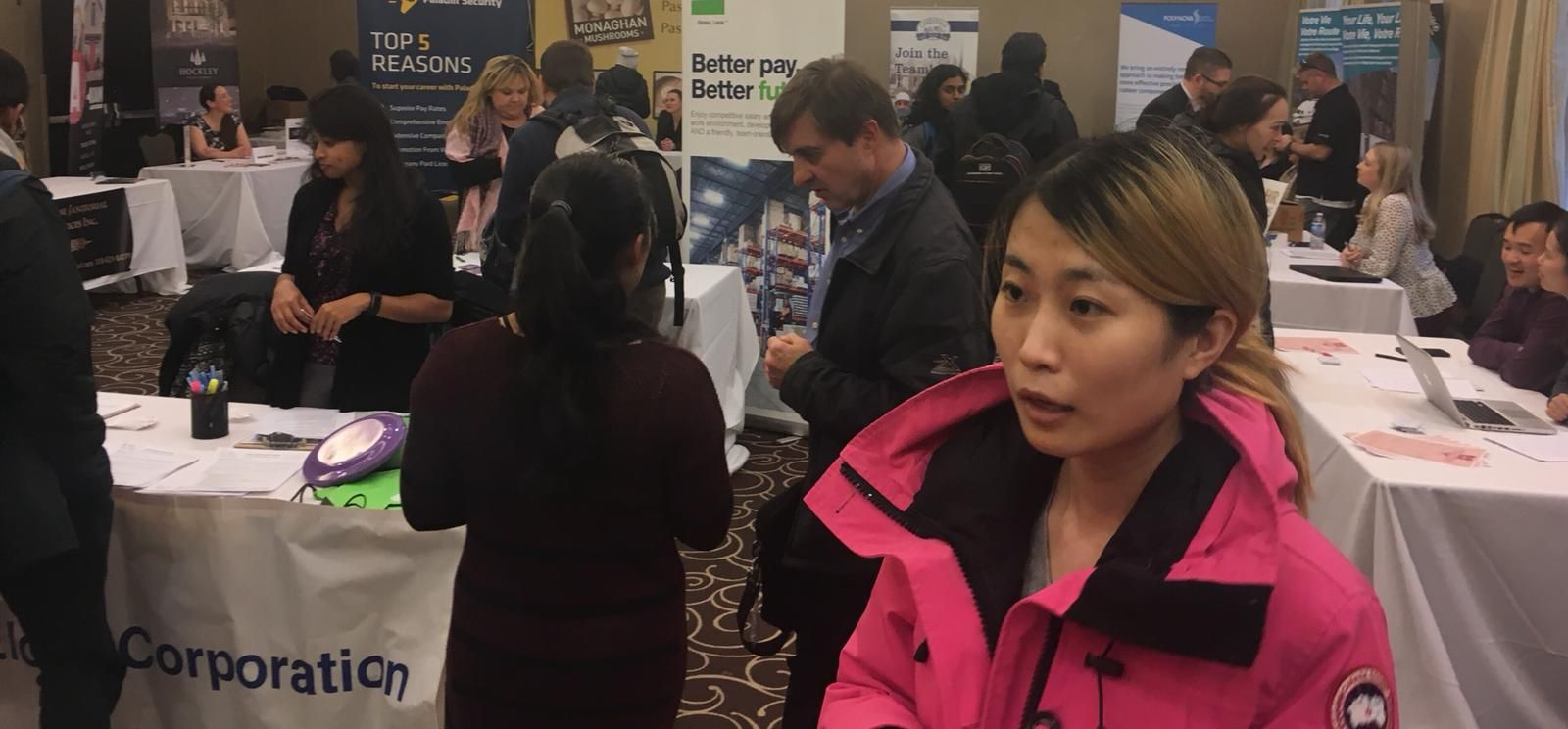 Guelphjobfair Is Live Today Hurry Do Not Miss 1 3pm At Delta Hotels By Marriott Meet Face To Face With Hiring Companies Job Fair Marketing Jobs New Career