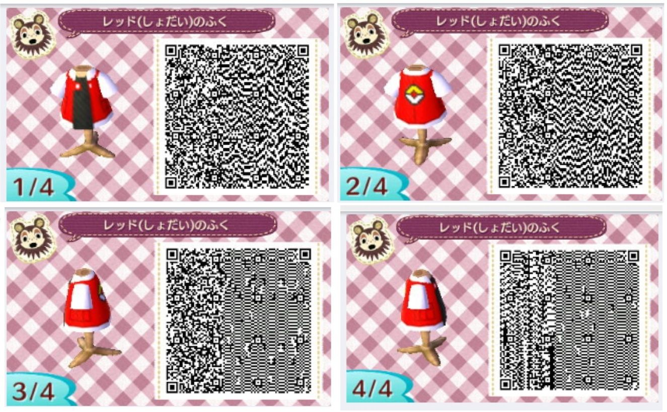 Leather jacket qr code new leaf - Find This Pin And More On New Leaf