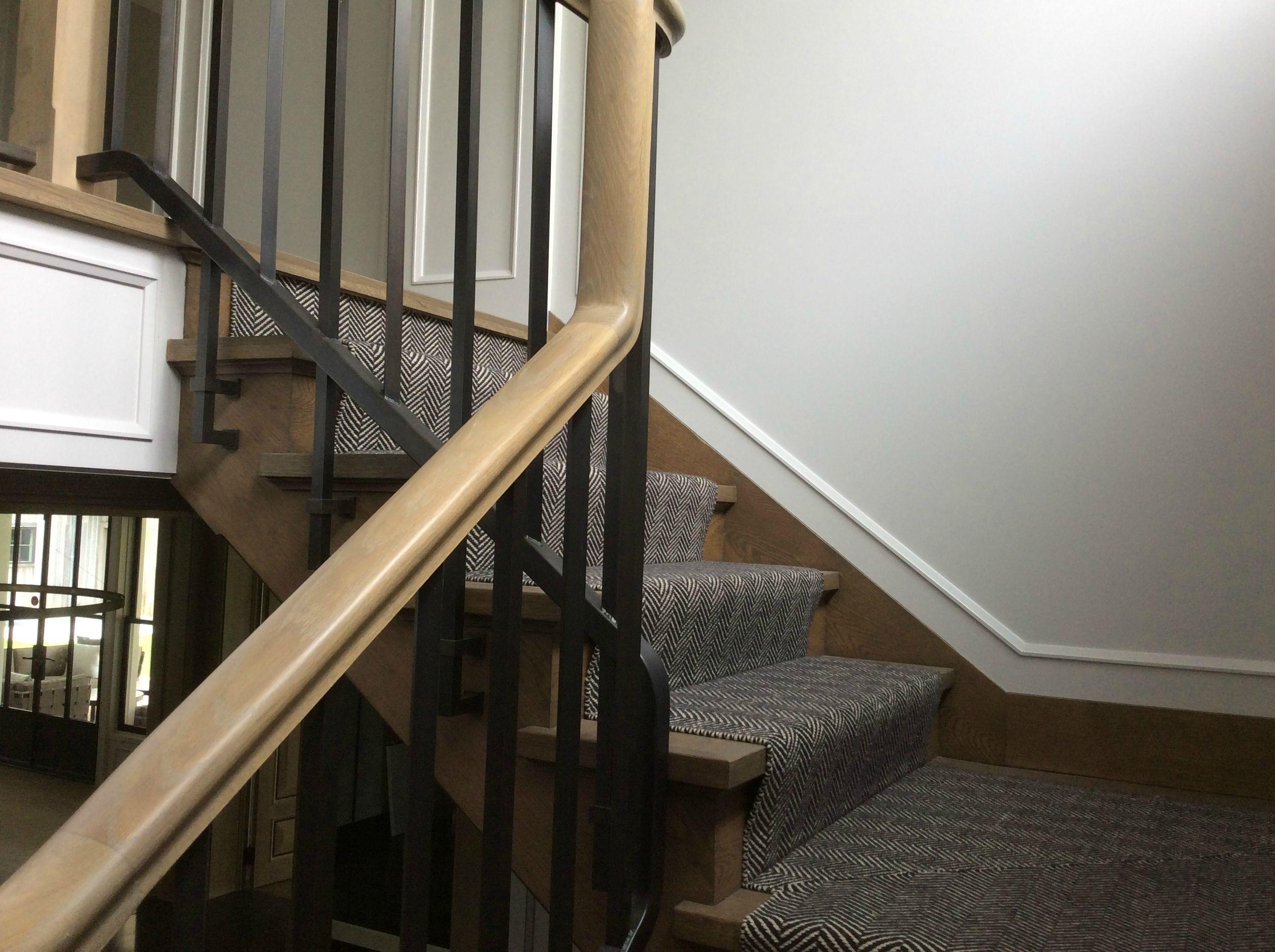 Best Cavalcanti Stair Runner In Herringbone Design Flatwoven 640 x 480