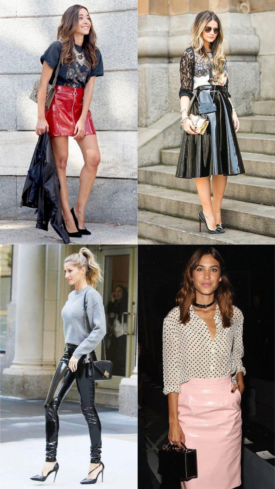 67046323e94 tendencias-primavera-verao-moda-feminina-2019-vinil-plastico-