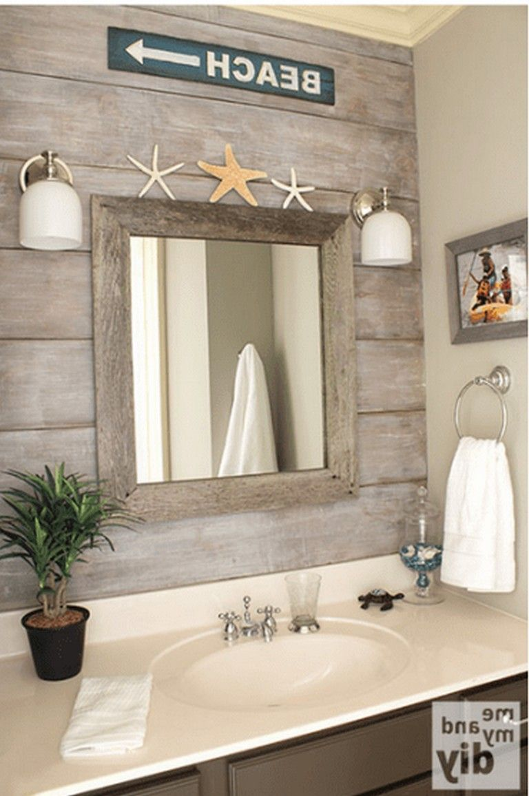 10 Awesome Beach Themed Bathroom Ideas Bathroom Bathroomdesign Bathroomdesignideas Beach Bathroom Decor Beach Theme Bathroom Beach Bathrooms