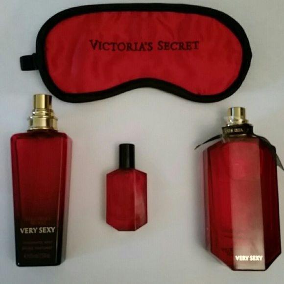 Victorias secret perfume set very sexy