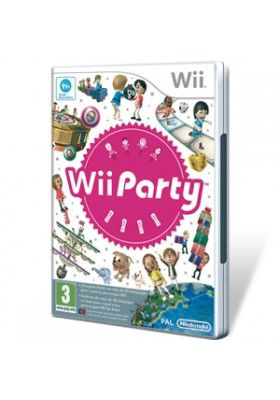 Wii Party Juegos Wii Pinterest