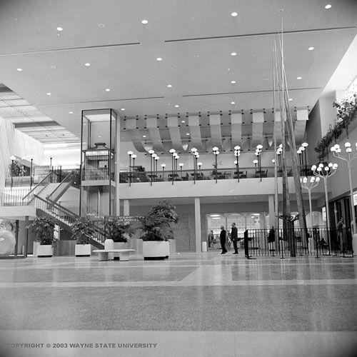 Westland Shopping Center Westland Michigan C 1960s Photograph