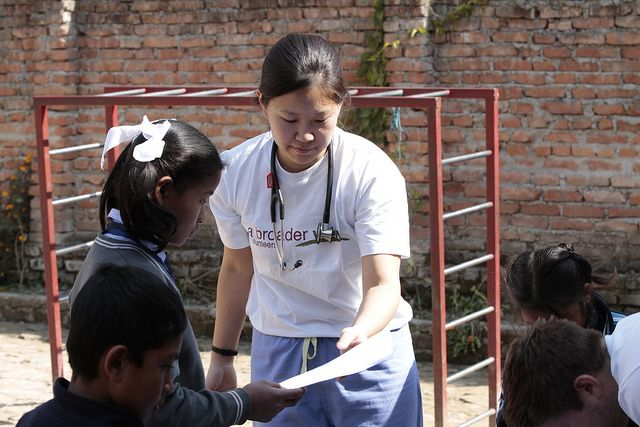 Medical Mission Nepal Kathmandu Rocky Vista University with Abroaderview.org by abroaderview.volunteers, via Flickr