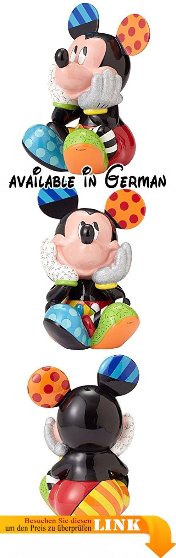 Dekofigur Collection Mickey by BRITTO Nummerierte. Höhe 35 cm ...