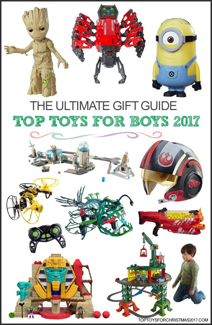 best toys for boys 2017 top toys for christmas 2017