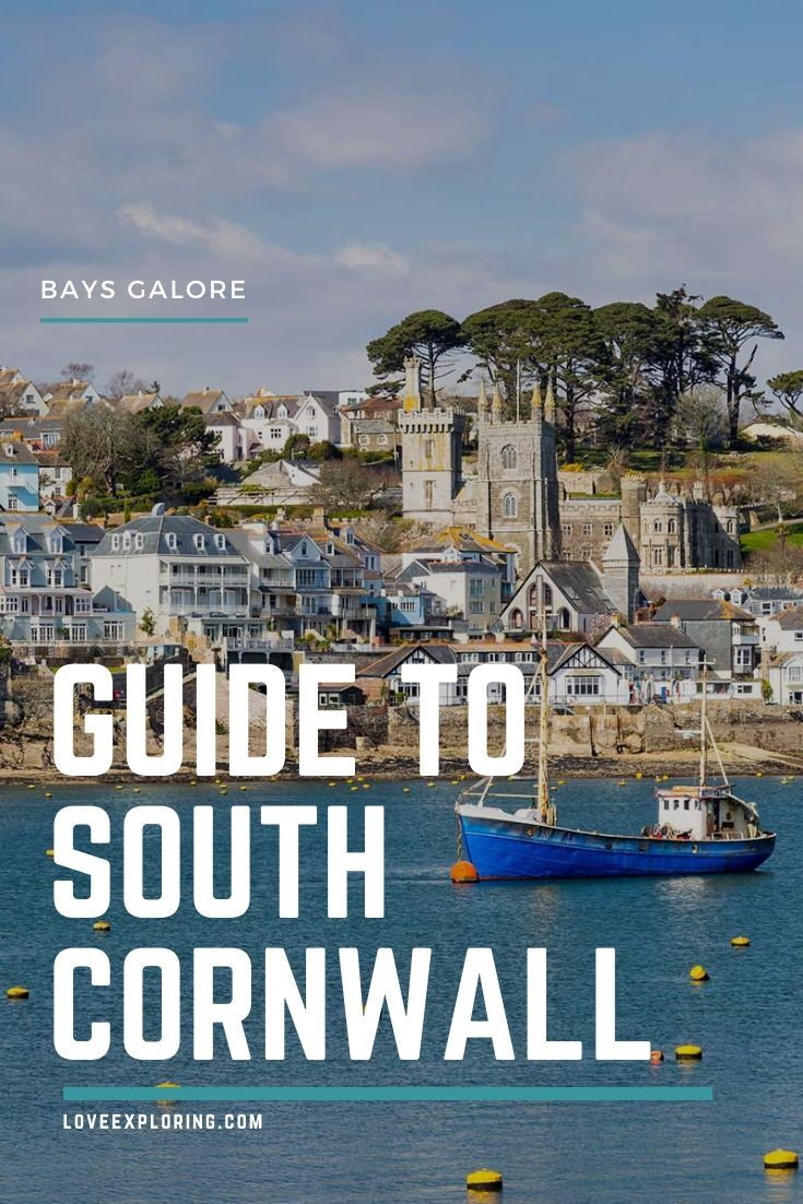 The best places to visit in south Cornwall #travel #travelinspo