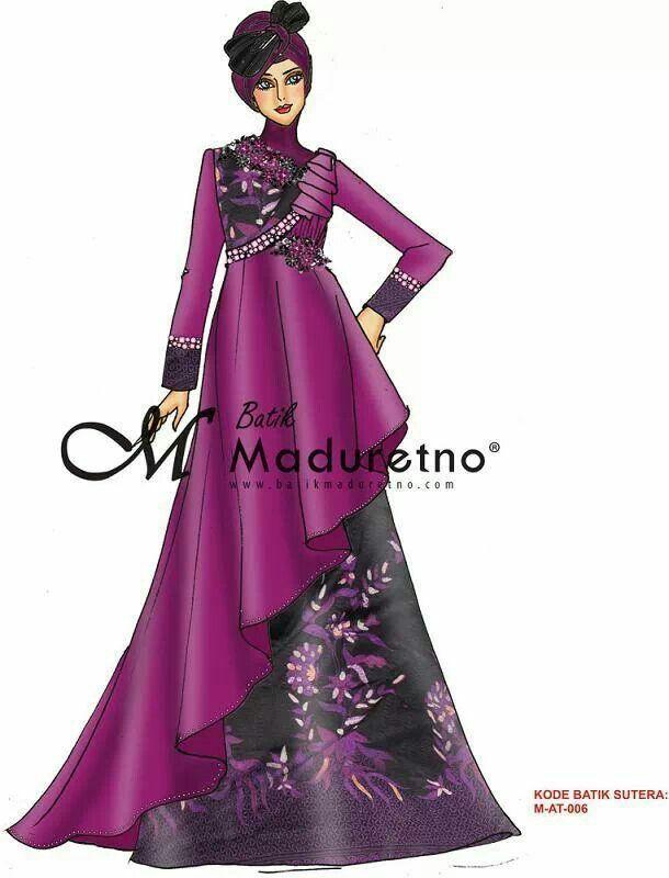 Desain Dress Desain Baju Di 2019 Model Pakaian Muslim Gaya