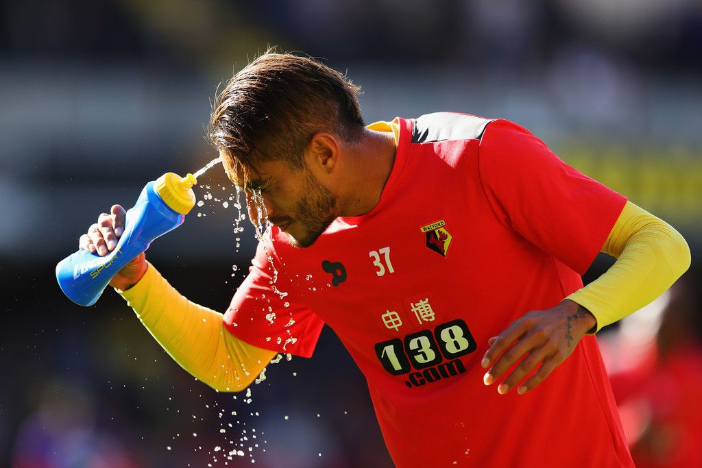 People Photos Premier League Matches Afc Bournemouth Watford