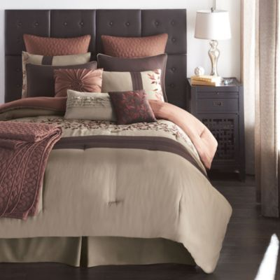 Spring Home Dore 12 Piece Comforter Set Sears Sears Canada Comforter Sets Home Online Furniture
