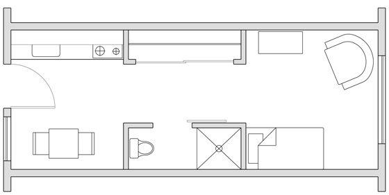 300 Sq Ft House Designs Joseph Sandy Small Apartments 250