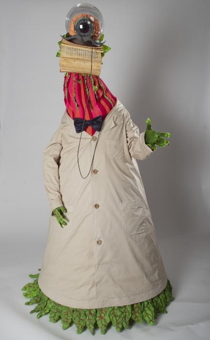 Puppet Heap — Que Monstro te Mordeu?