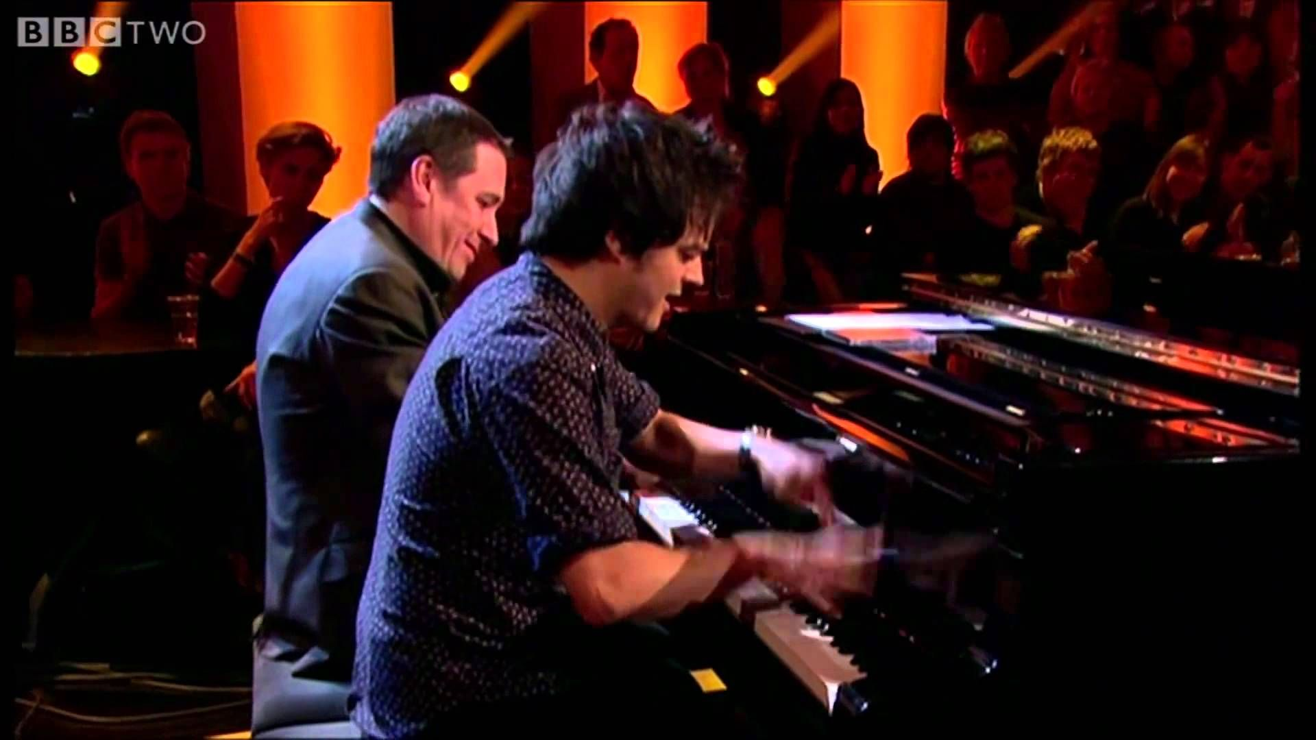 20 Fingers, 1 Piano  Jamie Cullum _ Jools Holland Duet - Later... with J...