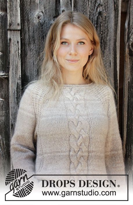 Maple Wood / DROPS 206-50 - Free knitting patterns by DROPS Design