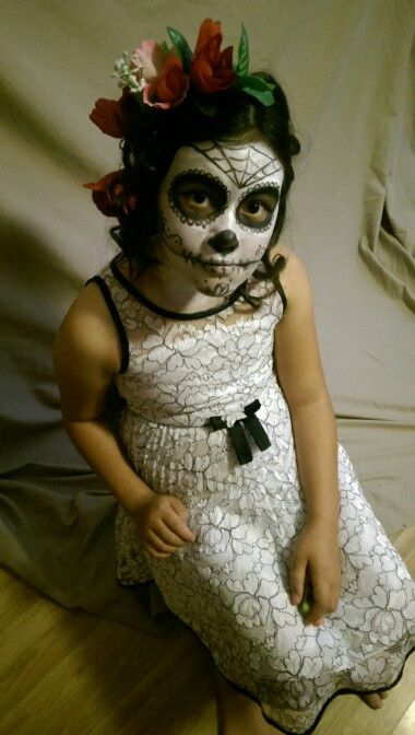 Day of the Dead photo shoot. Malaysiah. 2015.