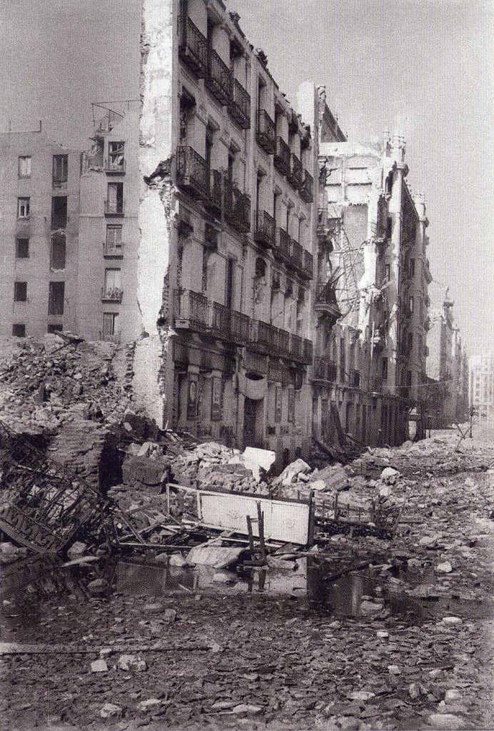 calle martin de los 1937 madrid