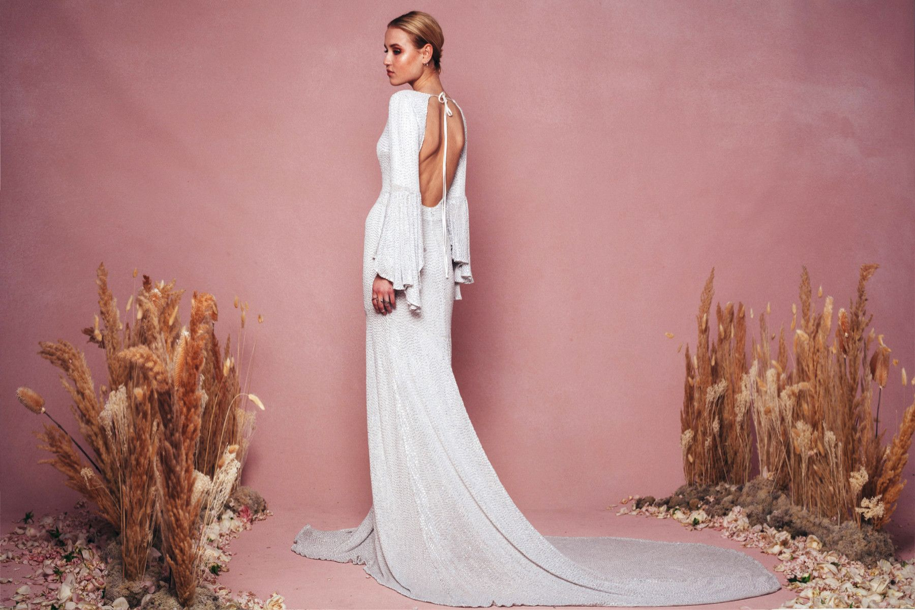 THE DELFINA GOWN – Odylyne the Ceremony | Wedding | Pinterest