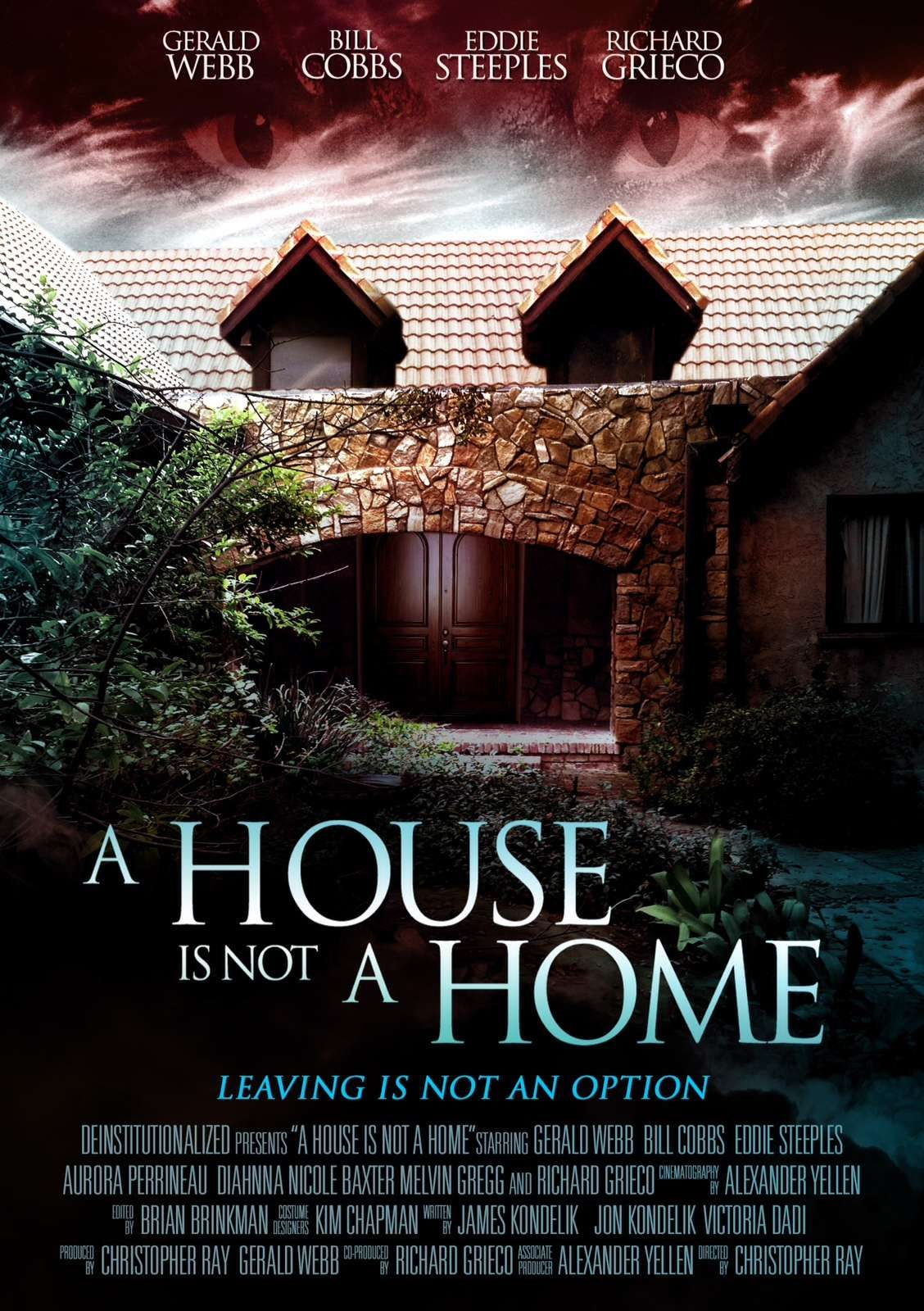 A House Is Not A Home Movie Poster Upcoming Horror Movies