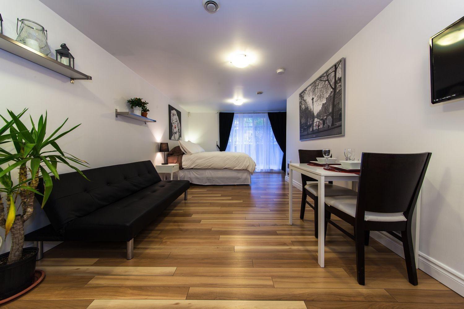 Location Appartement Montreal Meublé